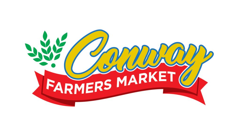 Conway Farmers Market banner logo