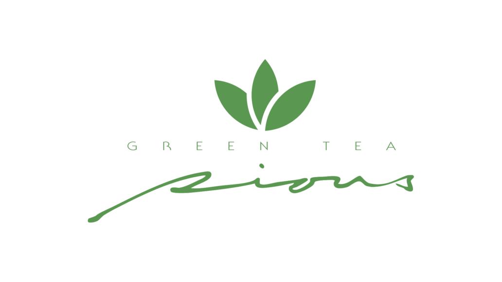 PIOUS Tea logo design