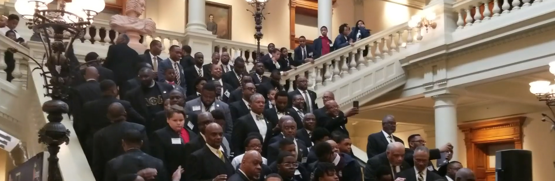 Alpha Day at the Capitol 2019