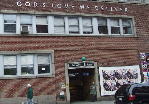 God's Love We Deliver Project