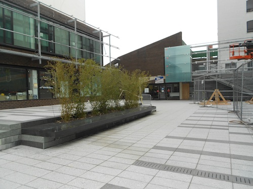 Restoration Plaza Project