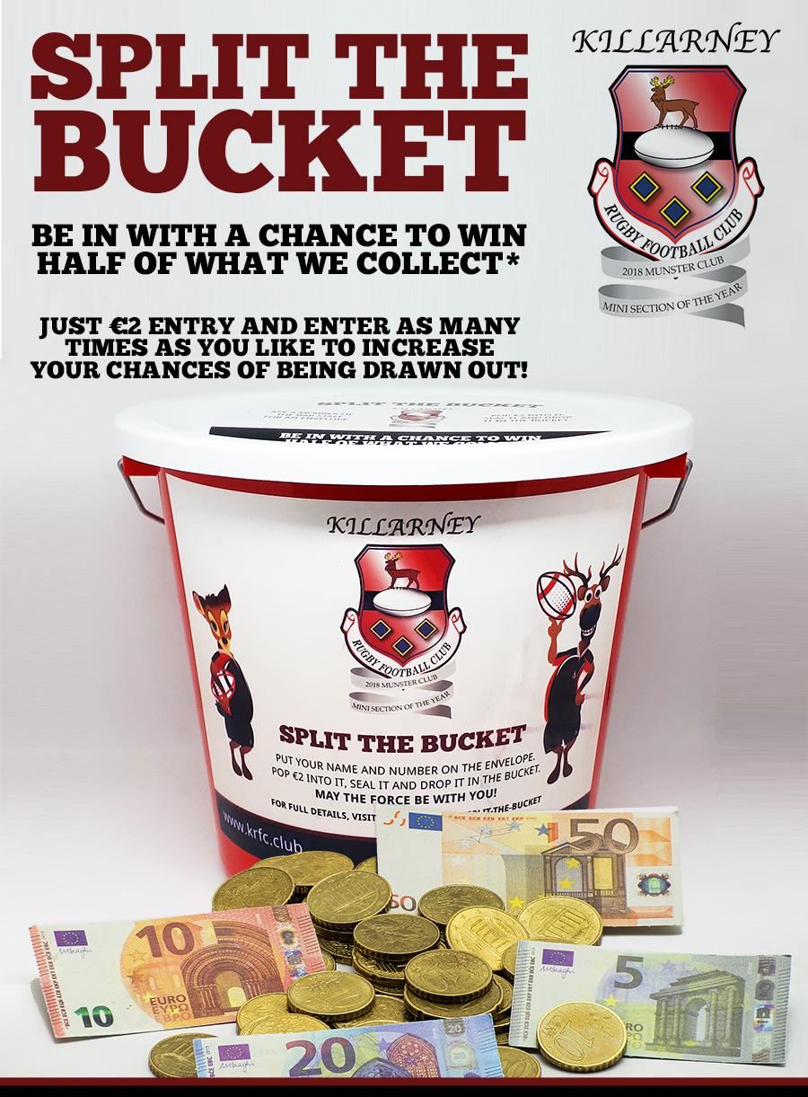 KRFC's Split the Bucket Fundraiser Project