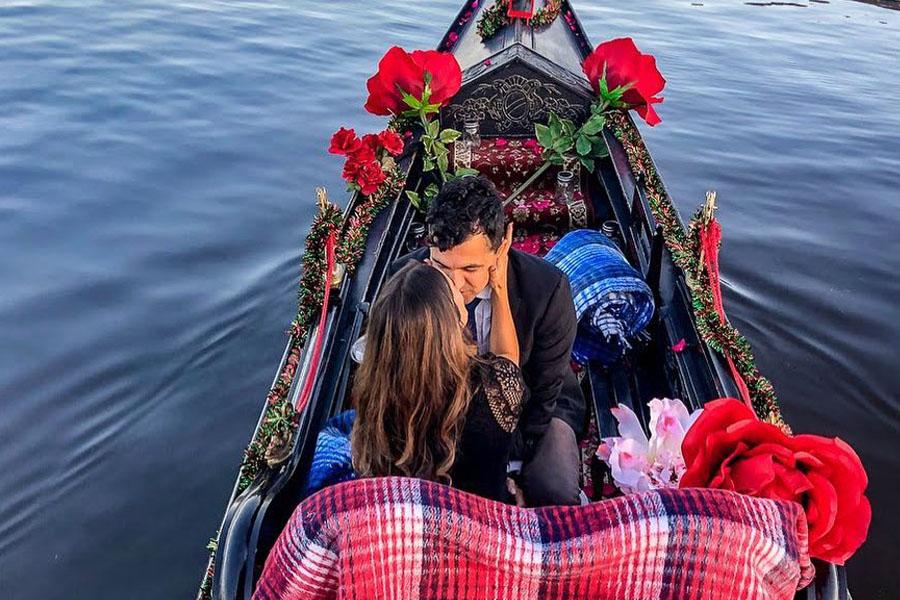 Romantic Marriage Proposal Idea