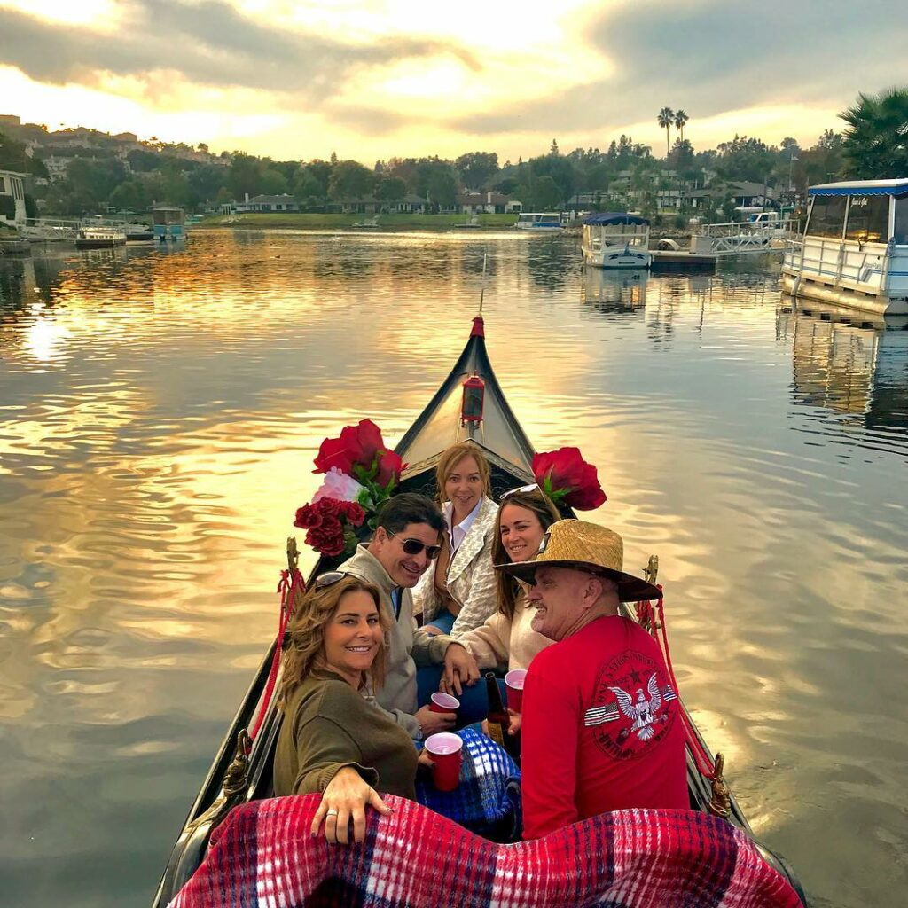 San Diego Group Activities   Black Swan Gondola