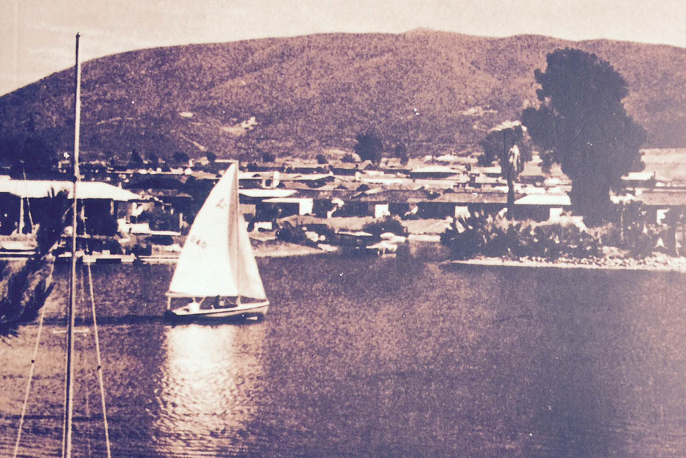 Lake San Marcos Back in the Day