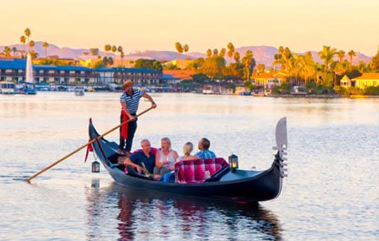 The Venetian Gondola Experience | Gondola Company San Diego
