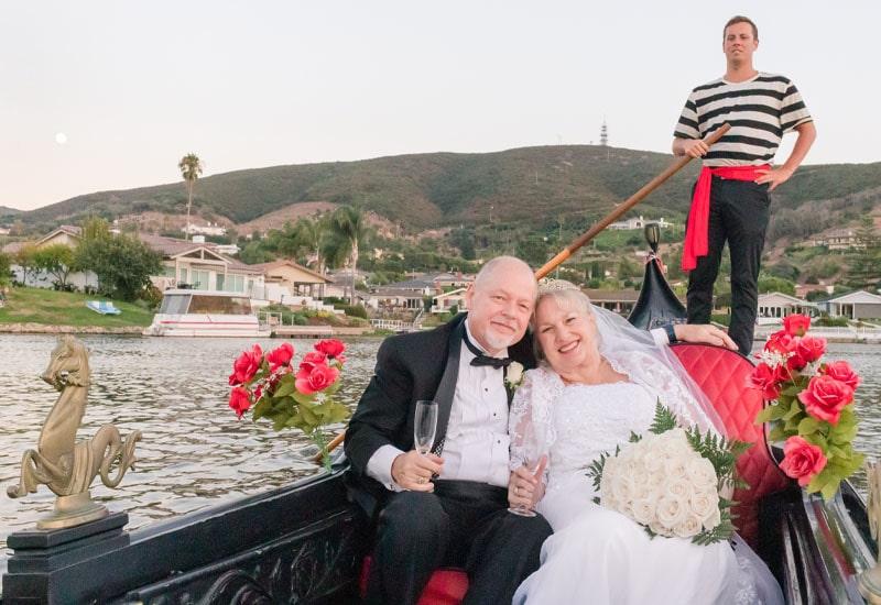 A Wedding On A Boat