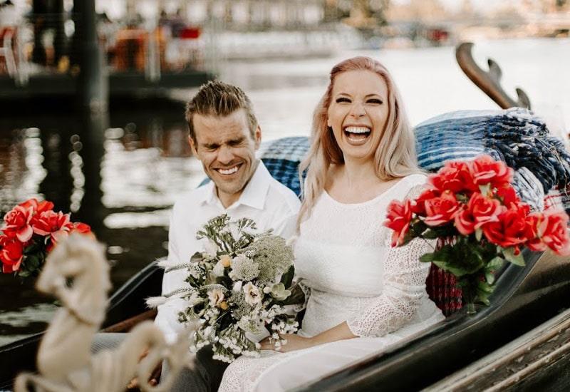 Best Wedding on a Boat in San Diego
