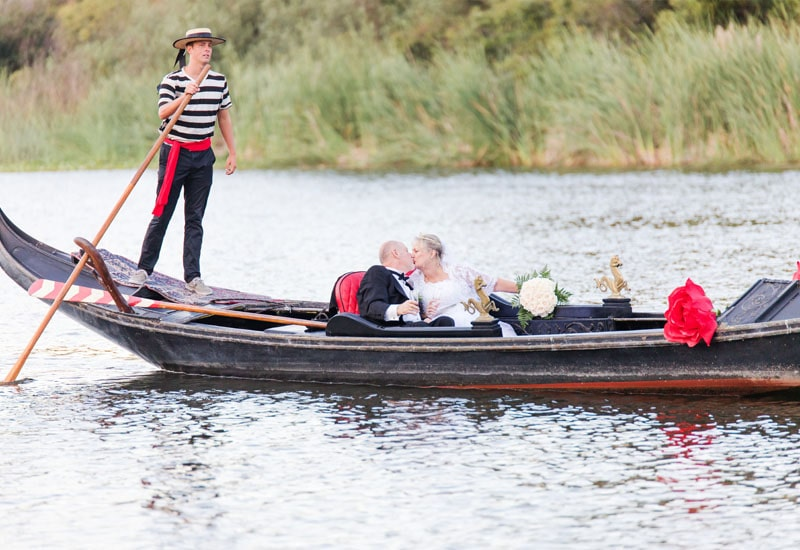 Get Married on a Boat | The Venetian Way