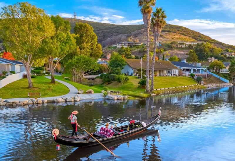 Gondola Cruises in San Diego