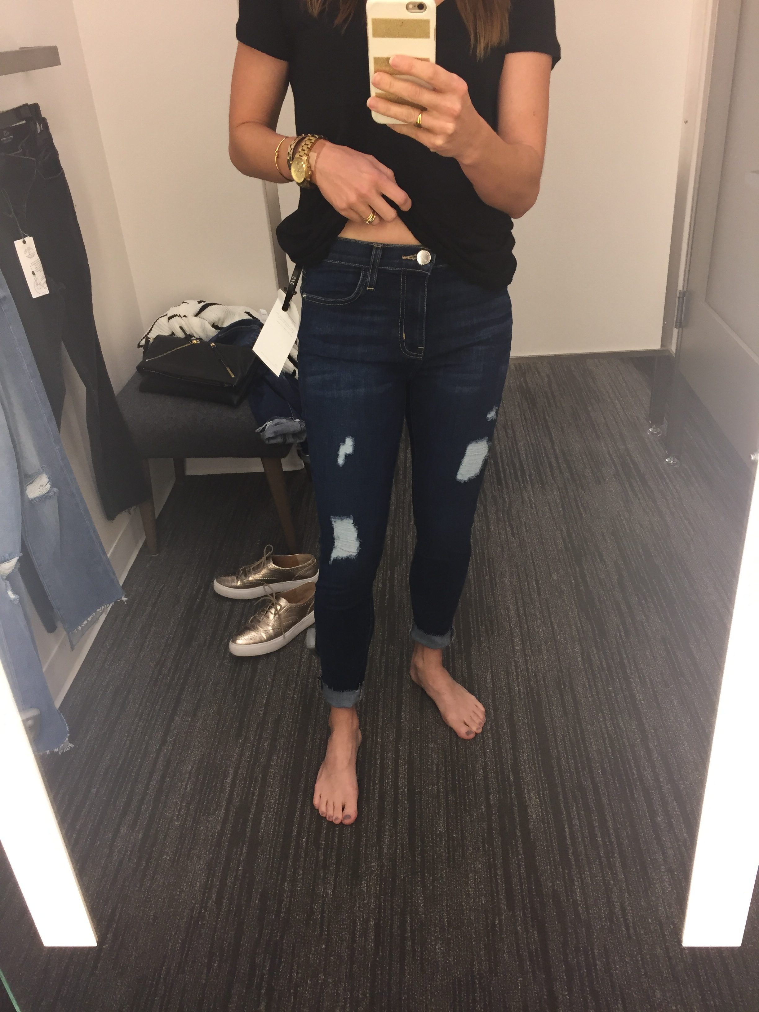 jean shopping, denim, skinny jeans, designer denim, everyday style, shopping, tips for buying jeans, my style, method39, find your fit, current elliott, frame, seven for all mankind, rag and bone