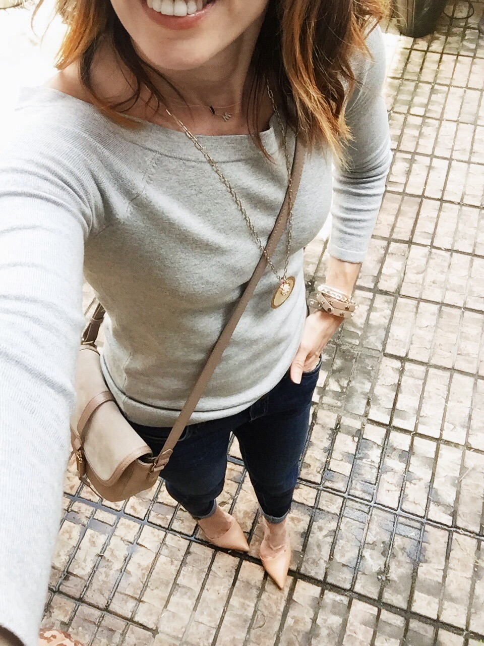boatneck, grey, sweater, neutrals, wear it, style, everyday style, method39, wardrobe consultant