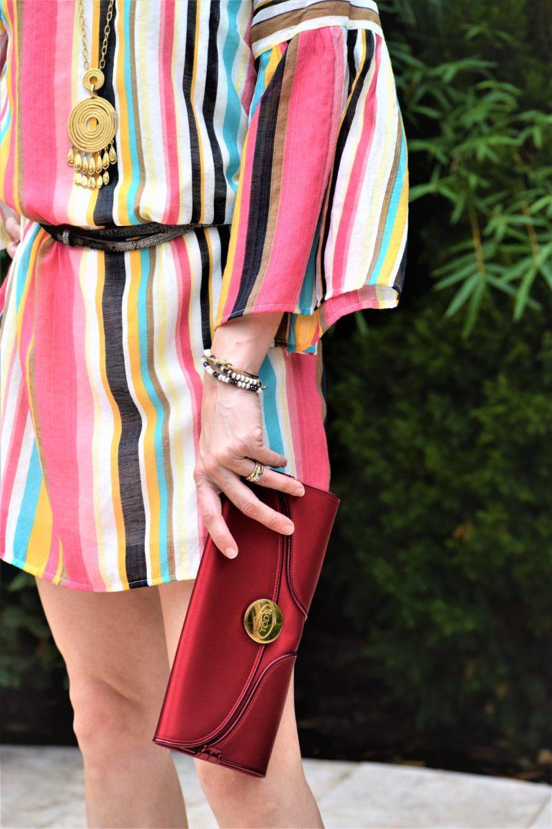 Little Striped Dress