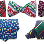 The Perfect Holiday Bow Tie