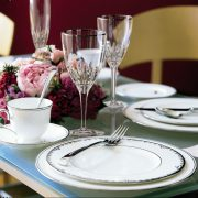Dare to Be Gold (or Platinum) with Stunning Lenox Dinnerware