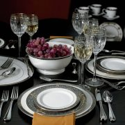 Take Your Dinner From Drab to Fab with Lenox Vintage Jewel Dinnerware