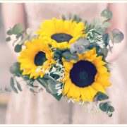 Brighten Up Your Fall Wedding