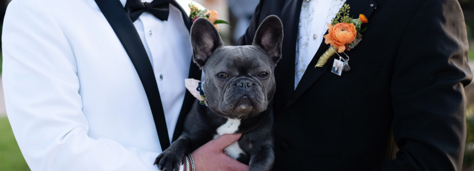 A Wedding with Flair and Fun