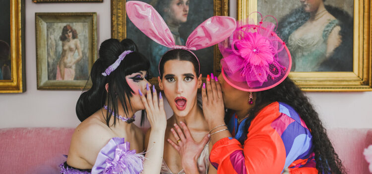 Don't Be A Drag – Be A Drag Queen This Valentine's Day!