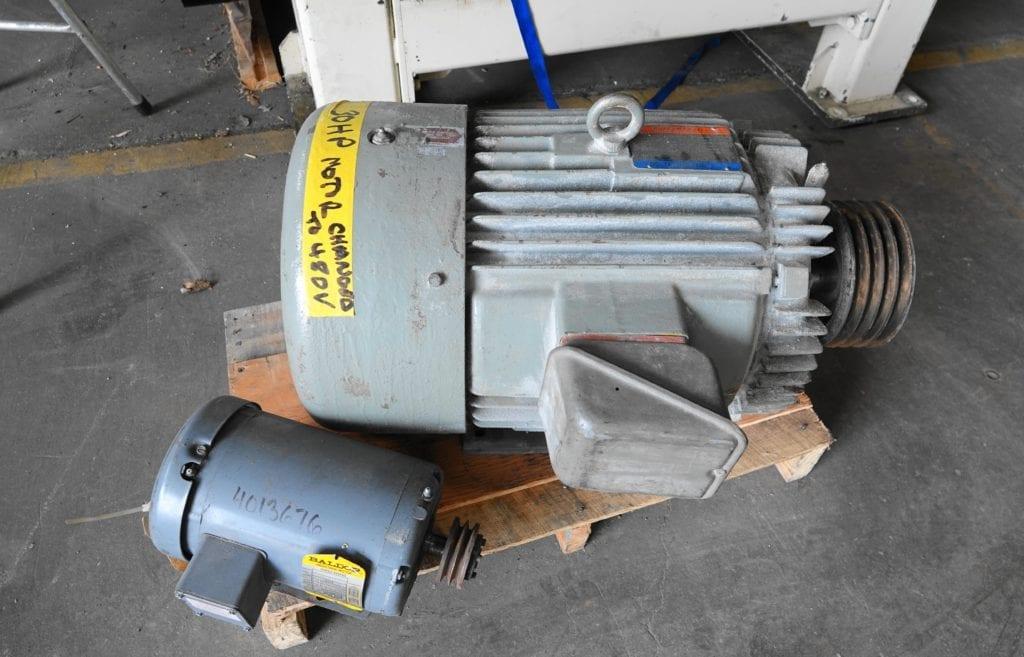 30 HP AC Tatung Motor $500 USD