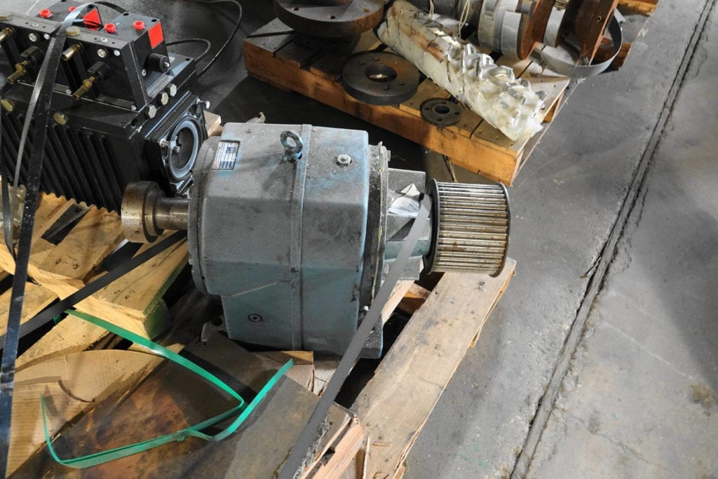 Gear Reduction 2.8:1  $250 USD