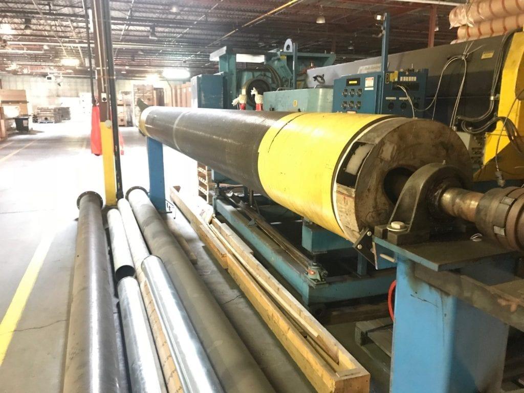 6 metre Vacuum roll $2000 USD