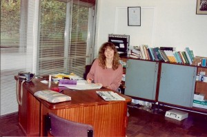 Me in my Consulting Room
