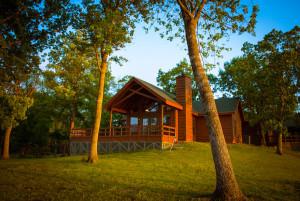 Lake Hugo Cabin