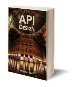 RESTful API Design Book - Part of the API-University Book Series