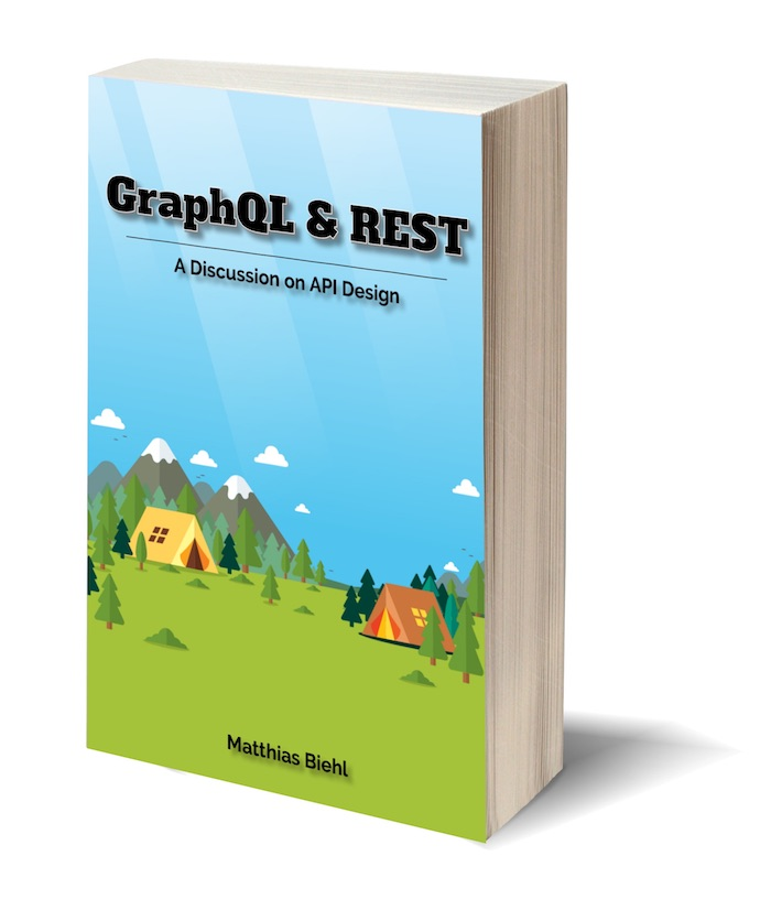 read the book GraphQL and REST learning to choose the appropriate API style