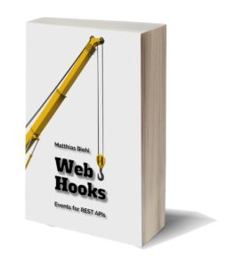 Book Webhooks - Events for Restful APIs