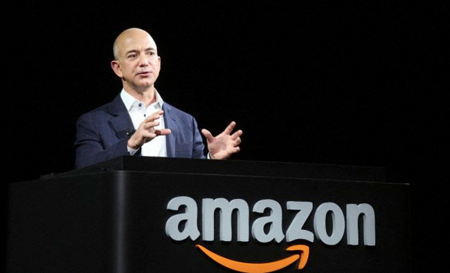 Jeff Bezos, Founder of Amazon, and Author of the first API Mandate
