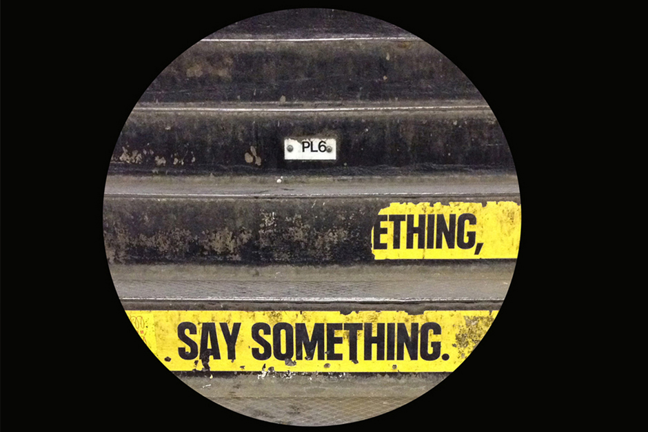 Say Something, Transforming NYC by Tania Sen