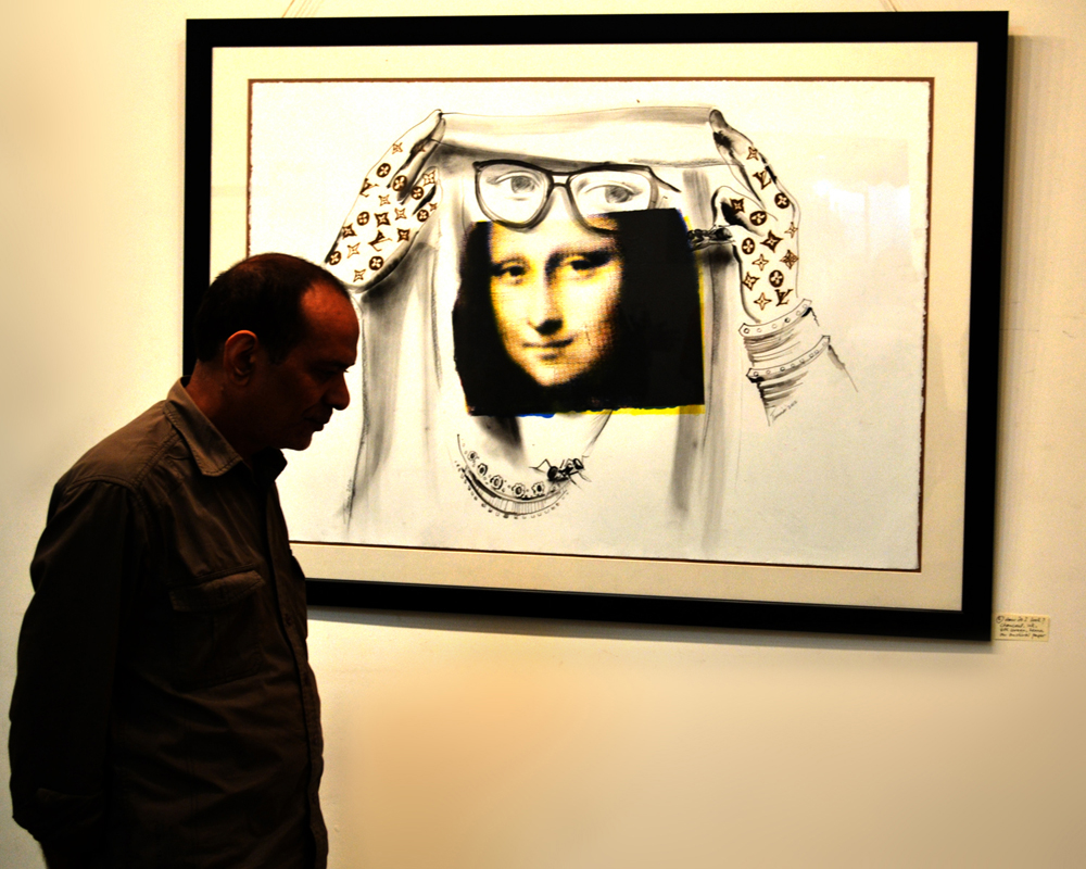 Death of an Icon, Gallery Art Eterne