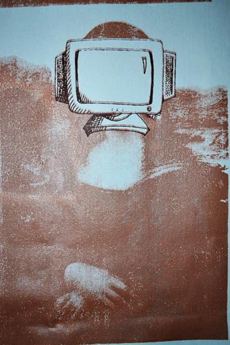 Cyberspace by Tania Sen