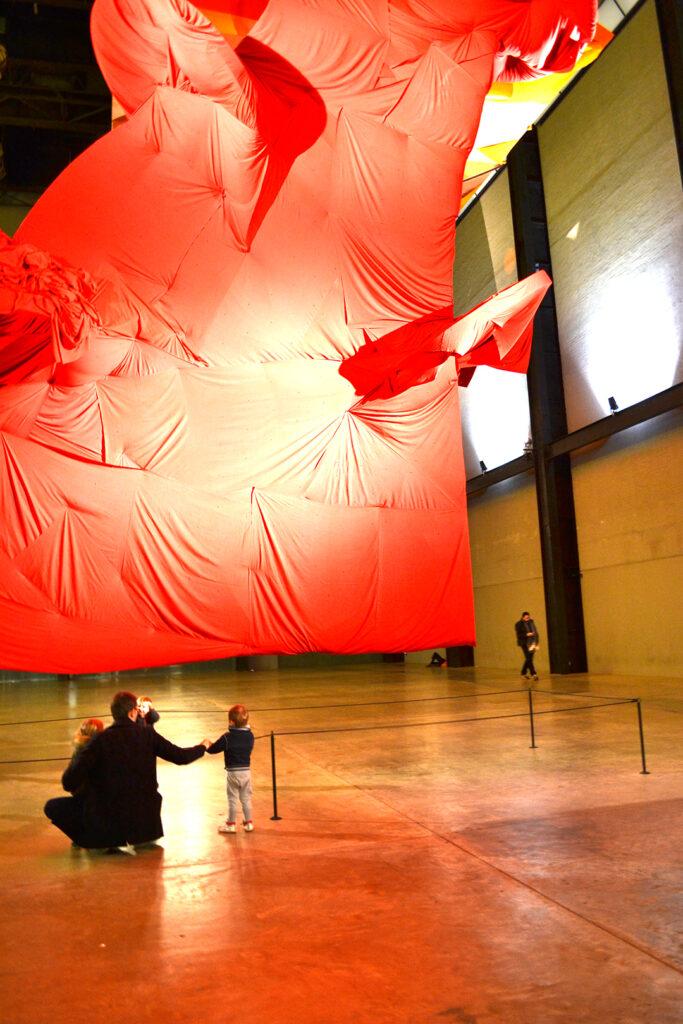 Richard Tuttle @Tate Modern, London, UK