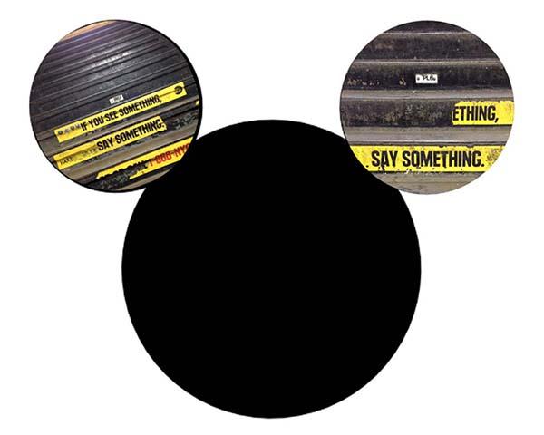 Say Something @ Transforming NYC & Seoul, South Korea Museum Exhibit