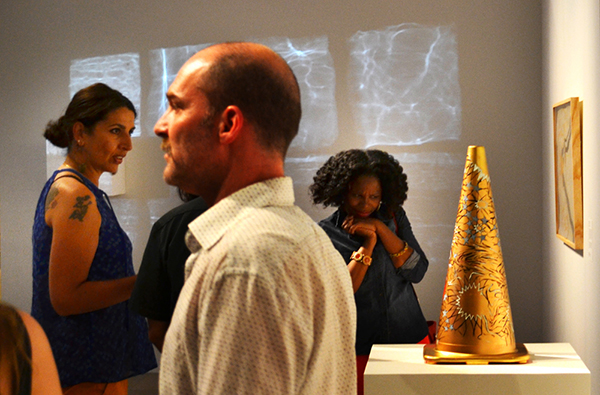 Precious Metal at Newark Museum & Other Fizzy Dreams