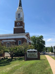 Westover Baptist Church Fitness Break