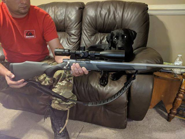 5x20x50 Quigley-Ford Scope