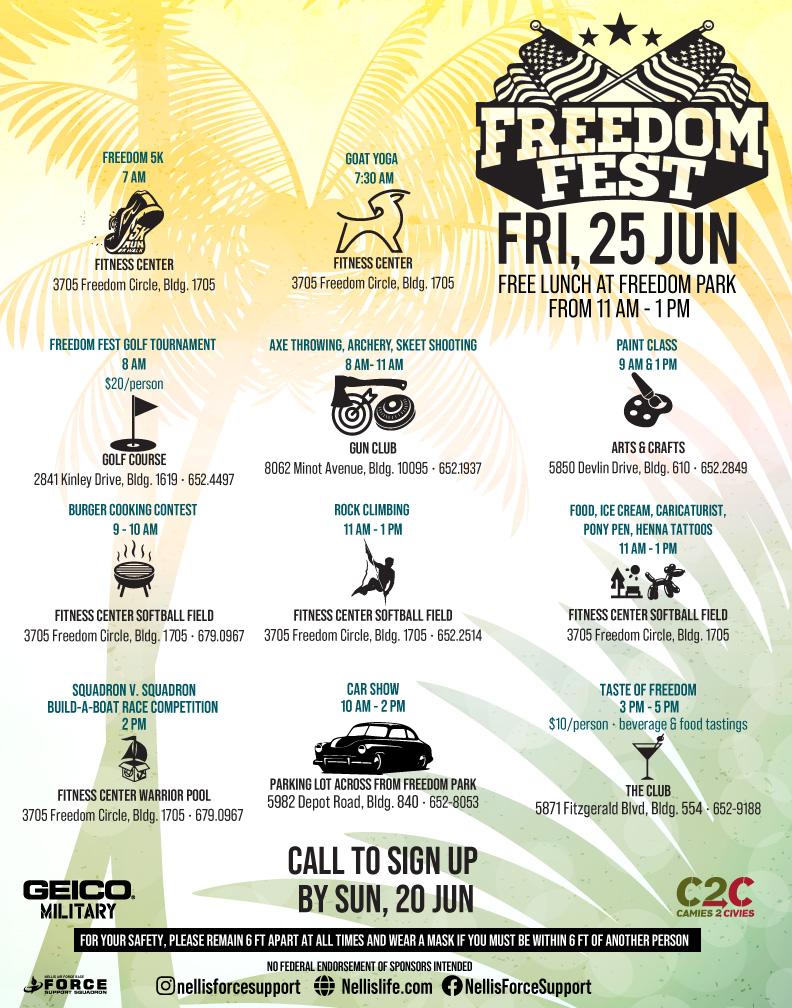 Freedom Fest 2021