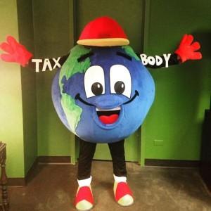 global tax body - Oxfam