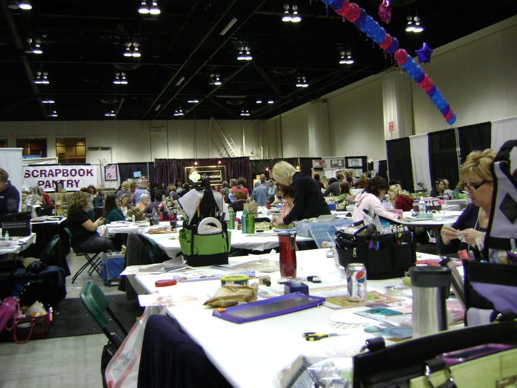 Scrapbook Carnival 2010 – Day 1