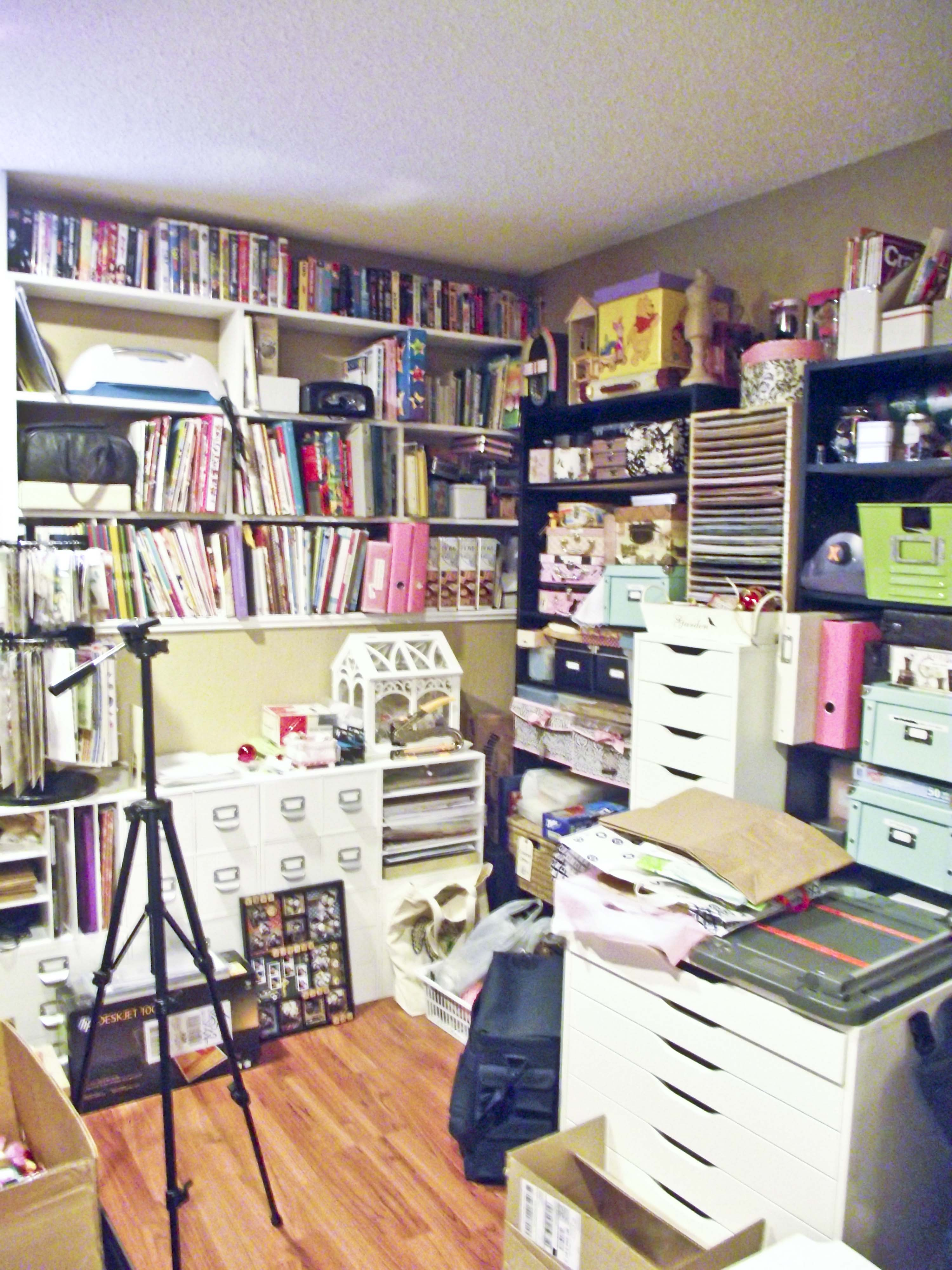 Craft Room Before2