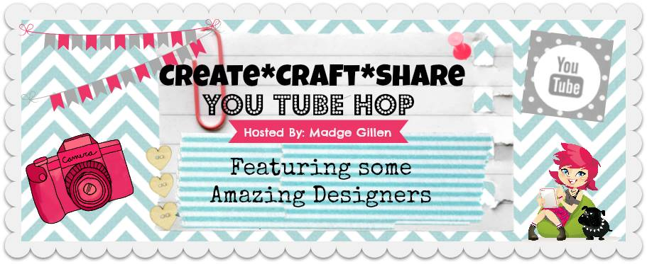We Have Another Create Craft Share Youtube Hop Coming Up…