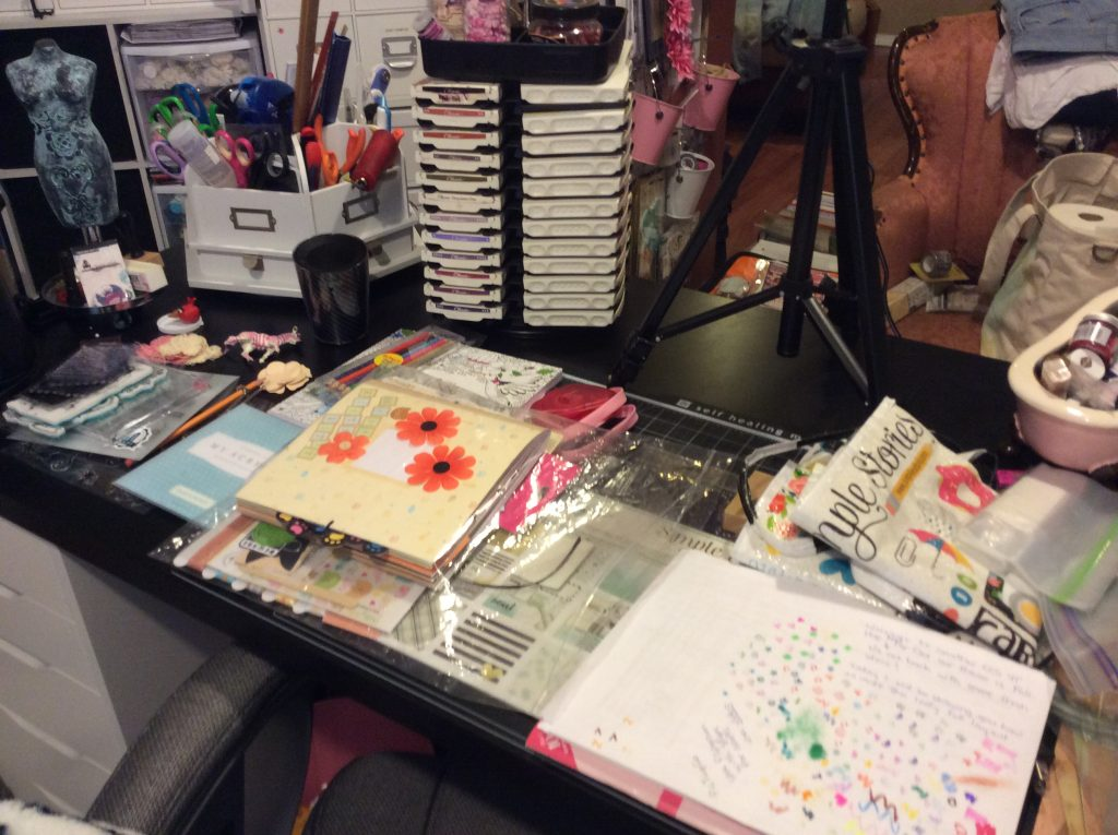 What's On Your Workdesk Wednesday? #359