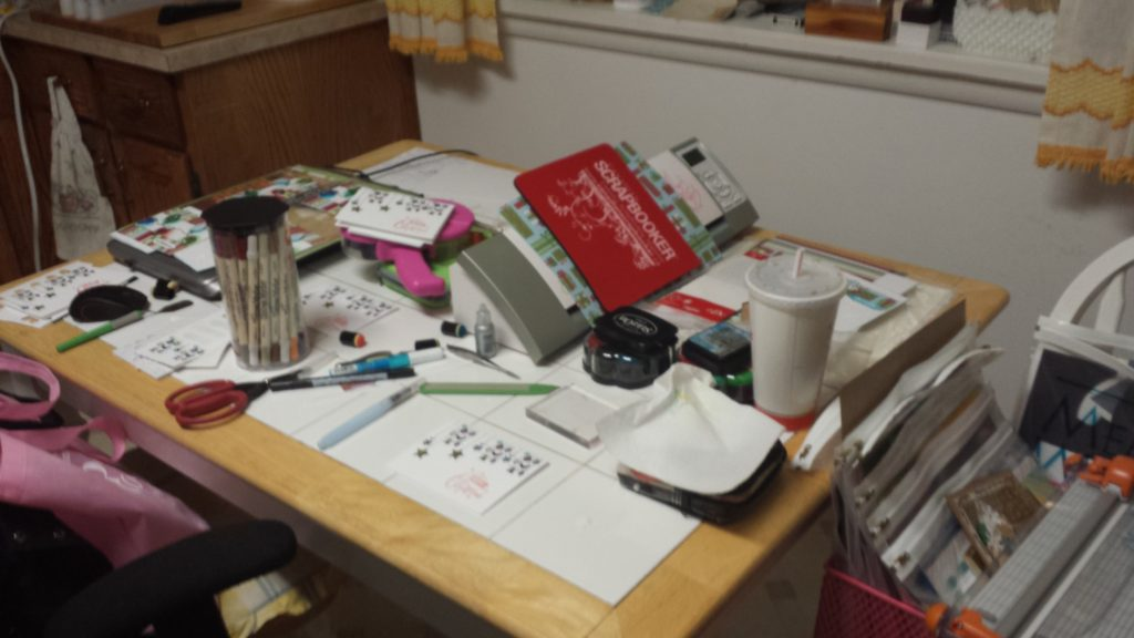 What's On Your Workdesk?  Wednesday #392