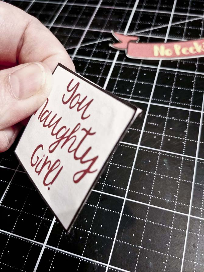 Glue-naughty-sign-onto-cardstock_1