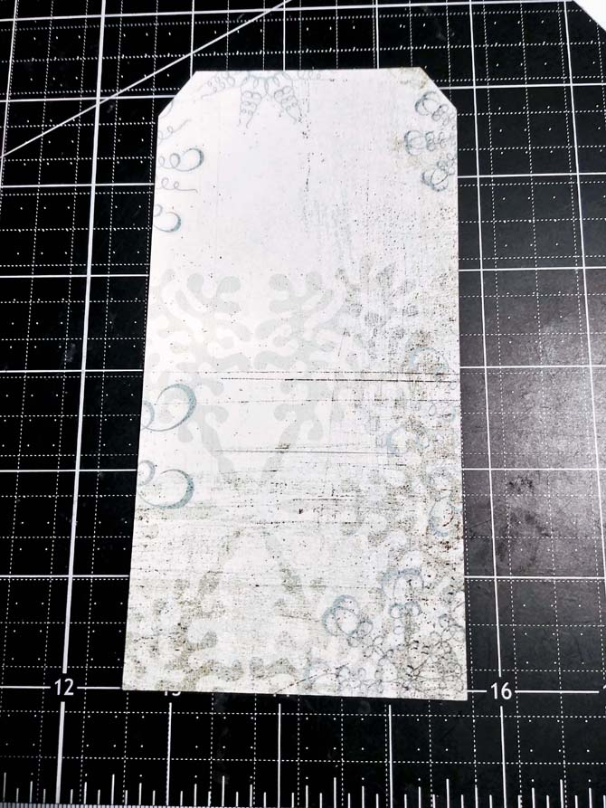 Glued-on-patterned-paper-on-tag-base