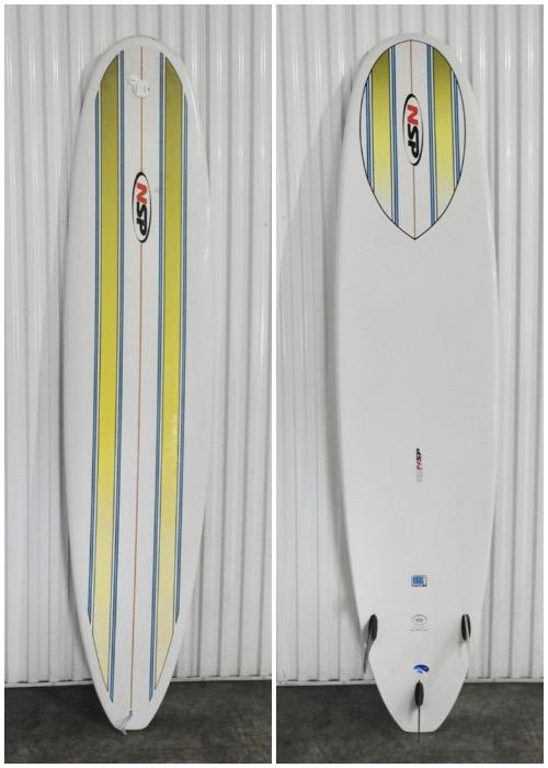 """8'2"""" NSP - Hawaii Surfboard Rentals"""